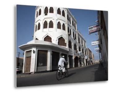 Port Town of Massawa on the Red Sea, Eritrea, Africa-Mcconnell Andrew-Metal Print