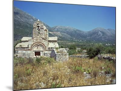 Church, Mani, Greece, Europe-O'callaghan Jane-Mounted Photographic Print