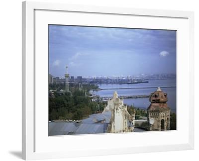 Baku, Azerbaijan, Central Asia-Olivieri Oliviero-Framed Photographic Print