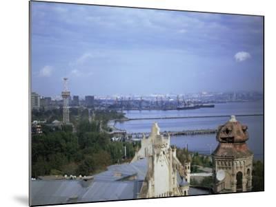 Baku, Azerbaijan, Central Asia-Olivieri Oliviero-Mounted Photographic Print