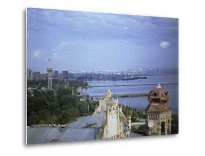 Baku, Azerbaijan, Central Asia-Olivieri Oliviero-Metal Print