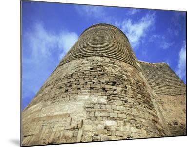 Maiden Tower, Baku, Azerbaijan, Central Asia-Olivieri Oliviero-Mounted Photographic Print