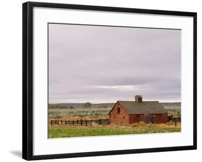 Emblem, Wyoming, United States of America, North America-Pitamitz Sergio-Framed Photographic Print