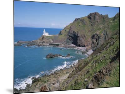 Hartland Point, North Devon, England, United Kingdom, Europe-Rainford Roy-Mounted Photographic Print