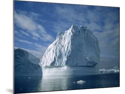 Icebergs, Antarctica, Polar Regions-Renner Geoff-Mounted Photographic Print
