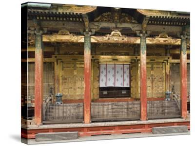 Ueno Toshogu Shrine, Tokyo, Central Honshu, Japan-Schlenker Jochen-Stretched Canvas Print