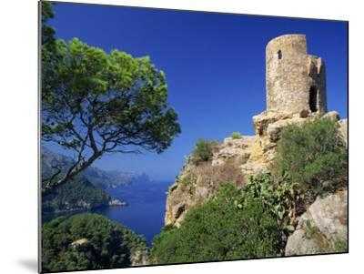 Mirador of Ses Animes, Mallorca, Balearic Islands, Spain, Mediterranean, Europe-Tomlinson Ruth-Mounted Photographic Print