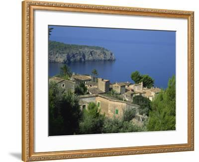 Lluc Alcari Near Deya, Majorca, Balearic Islands, Spain-Tomlinson Ruth-Framed Photographic Print