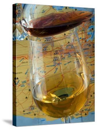Maltese Wines, Malta, Europe-Tondini Nico-Stretched Canvas Print