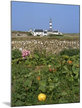 Creac'H Lighthouse, Ouessant Island, Finistere, Brittany, France, Europe-Thouvenin Guy-Mounted Photographic Print