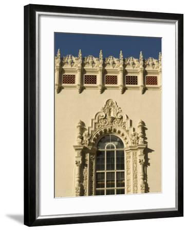 Coleman Theatre, Miami, Oklahoma, United States of America, North America-Snell Michael-Framed Photographic Print