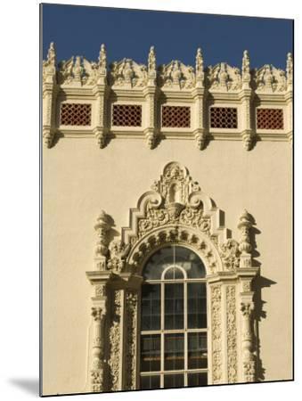 Coleman Theatre, Miami, Oklahoma, United States of America, North America-Snell Michael-Mounted Photographic Print