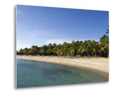 Beach at Harbour Village Resort, Bonaire, Netherlands Antilles, Caribbean, Central America-DeFreitas Michael-Metal Print