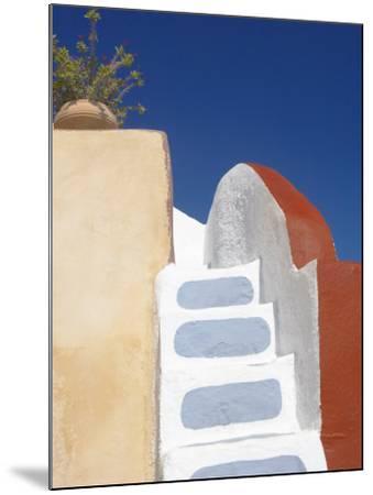 Imerovigli, Santorini, Cyclades, Greek Islands, Greece, Europe-Papadopoulos Sakis-Mounted Photographic Print