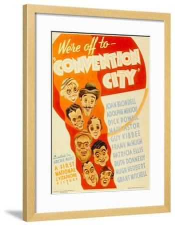 Convention City, 1933--Framed Photo