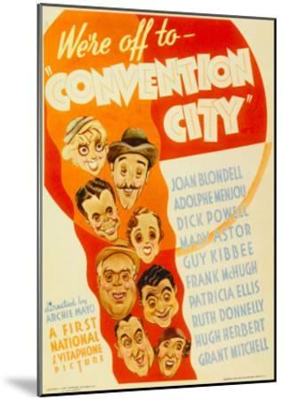 Convention City, 1933--Mounted Photo