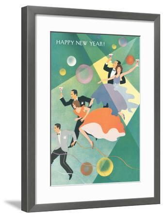 Party Celebration--Framed Art Print