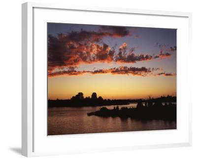 Lake Anna State Park, Virginia, USA-Charles Gurche-Framed Photographic Print