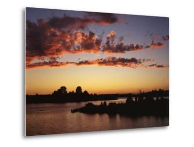 Lake Anna State Park, Virginia, USA-Charles Gurche-Metal Print