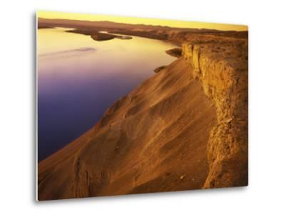 The Columbia River, Hanford Reach National Monument, Washington, USA-Charles Gurche-Metal Print
