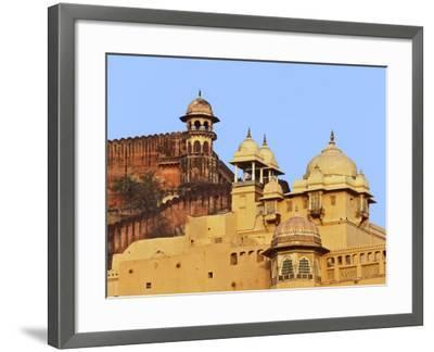Amber Fort, Jaipur, India-Adam Jones-Framed Photographic Print