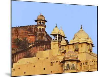 Amber Fort, Jaipur, India-Adam Jones-Mounted Photographic Print