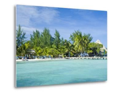 South Water Cayes Marine Reserve, Hopkins, Stann Creek District, Belize-John & Lisa Merrill-Metal Print