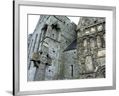 Historic Spot Where St. Patrick Preached, Rock of Cashel, Ireland-Cindy Miller Hopkins-Framed Photographic Print