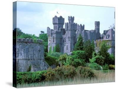 Ashford Castle, Cong Co Gaslway, Ireland-Marilyn Parver-Stretched Canvas Print