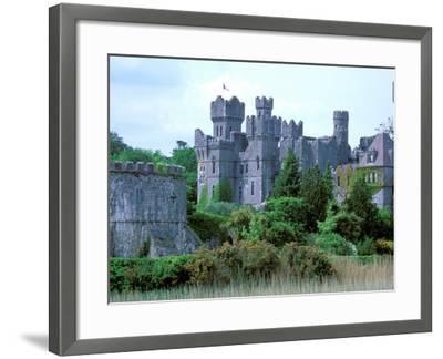 Ashford Castle, Cong Co Gaslway, Ireland-Marilyn Parver-Framed Photographic Print