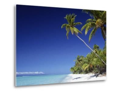 Tetiaroa, French Polynesia-Douglas Peebles-Metal Print