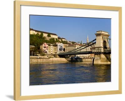 Scenic of Budapest, Hungary-Joe Restuccia III-Framed Photographic Print