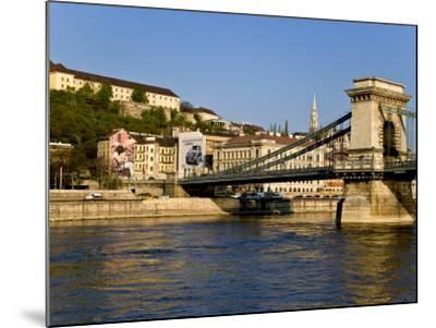 Scenic of Budapest, Hungary-Joe Restuccia III-Mounted Photographic Print