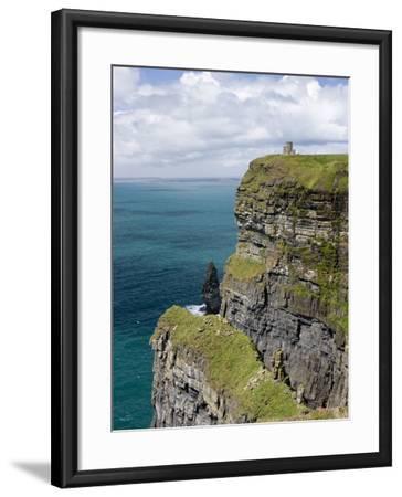 Cliffs, County Clare, Ireland-William Sutton-Framed Photographic Print