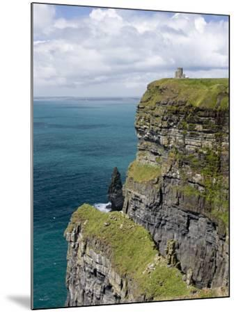 Cliffs, County Clare, Ireland-William Sutton-Mounted Photographic Print