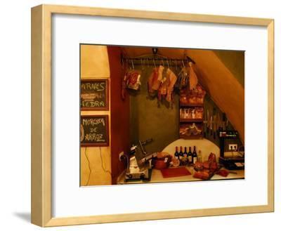 Inside a Tapas Restaurant-Raul Touzon-Framed Photographic Print