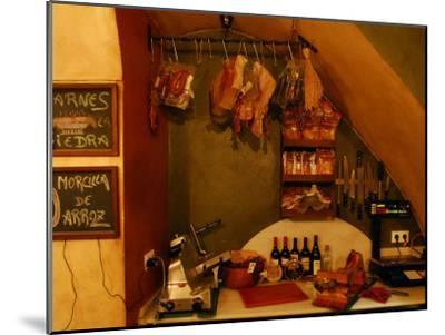 Inside a Tapas Restaurant-Raul Touzon-Mounted Photographic Print