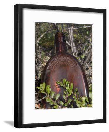 Old Railroad Era Relics in Wrangell Saint Elias National Park, Alaska-Rich Reid-Framed Photographic Print