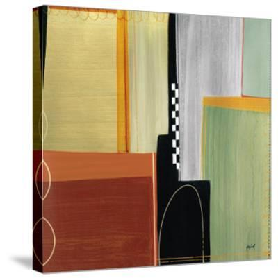 Game Night II-Danielle Hafod-Stretched Canvas Print
