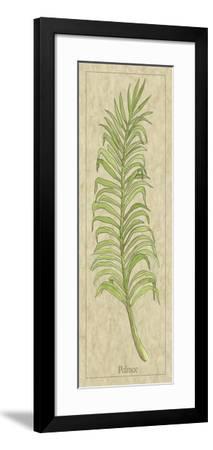 Palmae Leaf-Alicia Ludwig-Framed Art Print