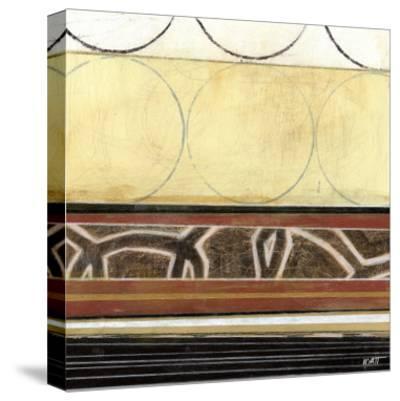 World Culture I-Norman Wyatt Jr^-Stretched Canvas Print