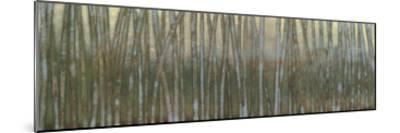 Blue Birch Forest I-Norman Wyatt Jr^-Mounted Art Print