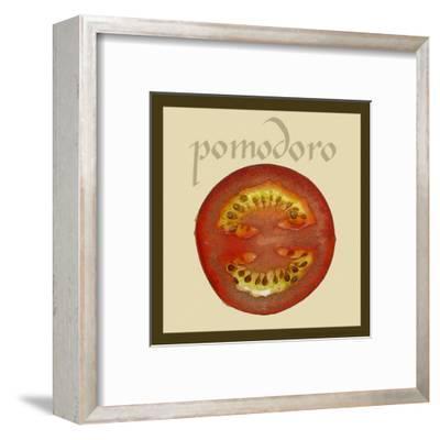 Italian Vegetables II-Vision Studio-Framed Art Print