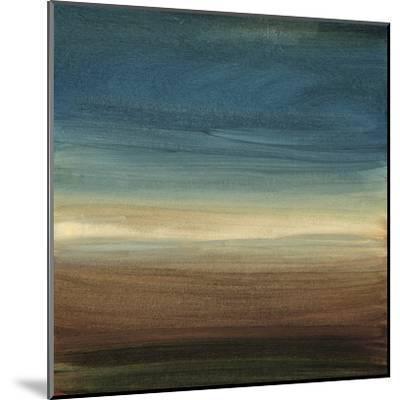 Abstract Horizon IV-Ethan Harper-Mounted Art Print