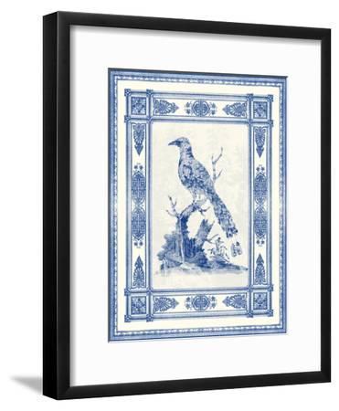 Toile de Jouy II-Vision Studio-Framed Art Print