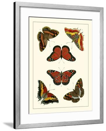 Butterflies I-Pieter Cramer-Framed Art Print