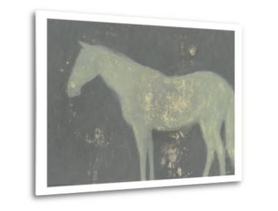 Sage Horse-Norman Wyatt Jr^-Metal Print