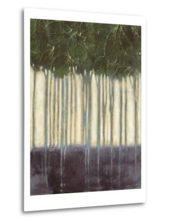 Sunlit Rainforest I-Norman Wyatt Jr^-Metal Print
