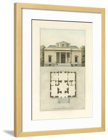 Architectural Detail IV-Vision Studio-Framed Art Print