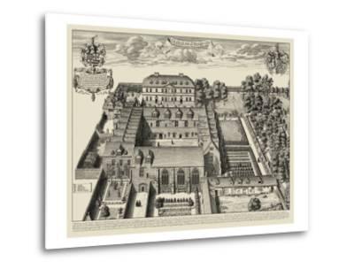 Oxford View--Metal Print